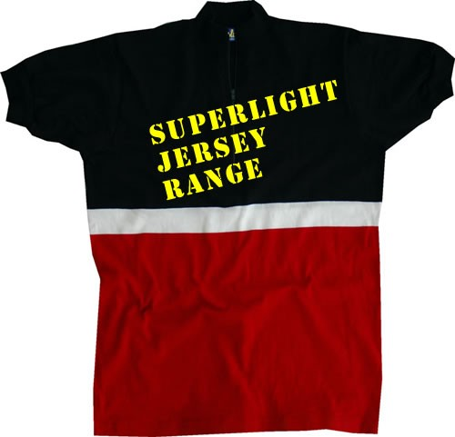 Superlight Wool Jerseys